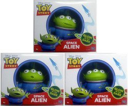 Face to choose from! Toy Story space aliens grown-The Dark SPACE ALIEN GLOW IN THE DARK not yet sale in Japan (parallel import goods) (face type No.1) [parallel import goods]
