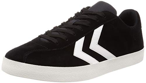 Hummel Diamant Erwachsene Sneaker Black Unisex rXq4Axr