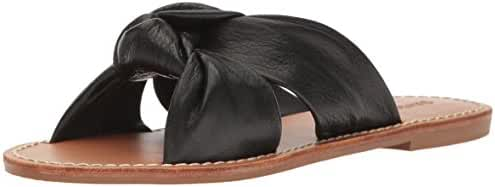 Soludos Women's Knotted Slide Sandal Flat