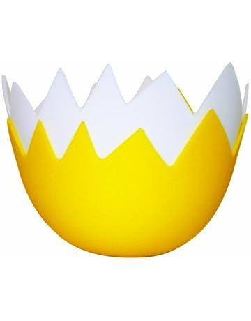 Eddingtons – cáscara COCEDOR de huevos de silicona, juego de 2