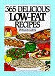 365 Delicious Low-Fat Recipes (365 Ways Series)