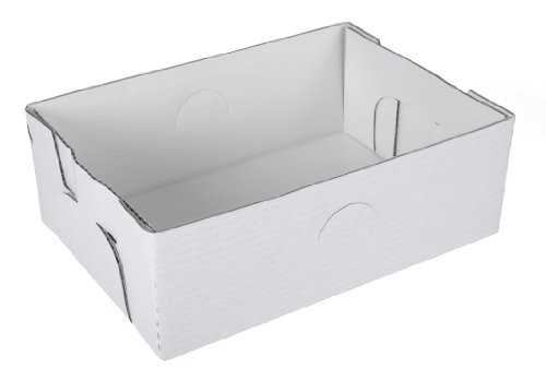 Southern Champion Tray 1162 Corrugated Greaseproof Quarte...