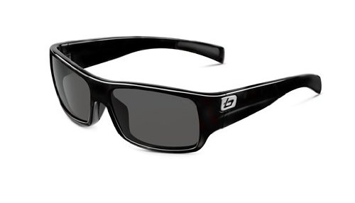 (Bolle Oscar (Polarized TNS, Shiny Black))