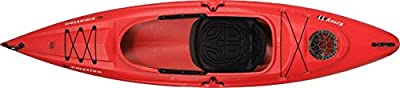 90265 Emotion Envy Sit-Inside Kayak, Red, 11' by Lifetime OUTDOORS