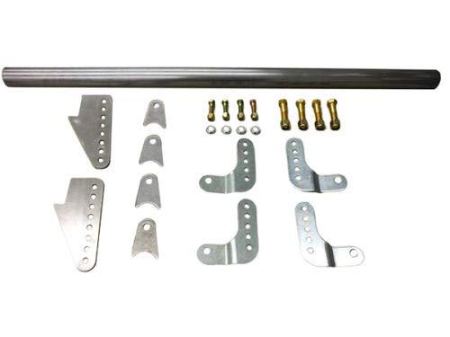 Universal Rear Shock Coil Over Mounting Bracket Kit - 3