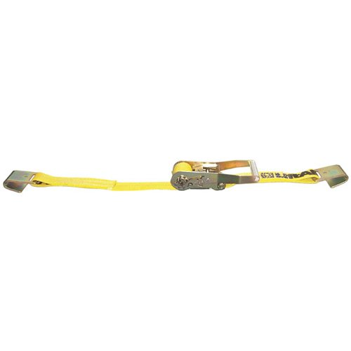 "LIFTALL Load Hugger Tie Down - Model #: 61001 Breaking Strength: 10,000 lbs Series: 10000 Working Load Limit: 3,300 lbs Size: 2"" x 27"