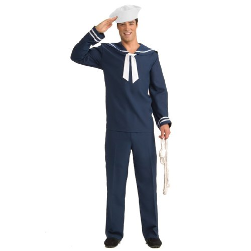Ahoy  (First Mate Sailor Costumes)