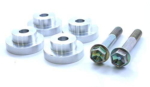 SPL SOLID Differential Bushings for 89-94 Nissan 240SX (S13) (Nissan 240sx Differential)