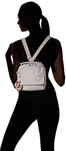 Cm Femme urban Kipling 22x19x11 Gris Candy Portés 5 Sacs Grey Main wq01IS0