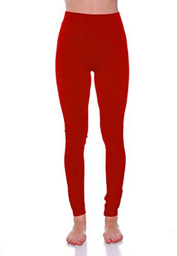 Sofra Womens Seamless Leggings Regular