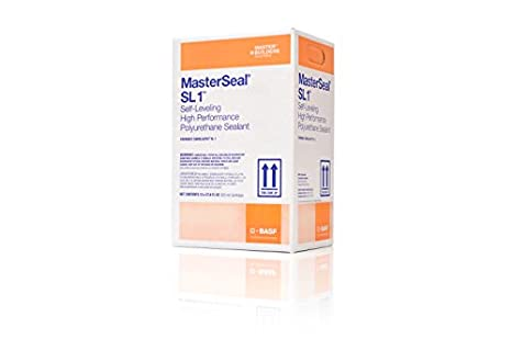 Amazon.com: MasterSeal SL 1 sellador de poliuretano ...