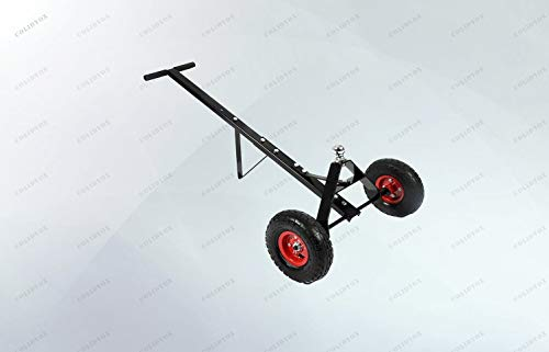 COLIDYOX>> 600 Lbs Trailer Dolly,Which is Feature an Extra-Long Handle,for Easy Manual Maneuverability of Utility, Boat, Cargo, Jet-Ski and Other Small Trailers,Work Effectively and Ensure Safety