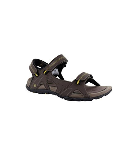 Hi-Tec Men's Athletic Sandals Brown mhngH