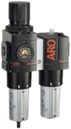 1//4 NPT ARO//Ingersoll-Rand Combination Unit Two-Piece