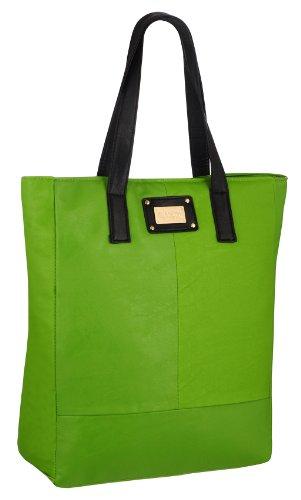Lime Maribel Faux Shoulderbag Mustard Handbag Tote Green Womens Leather Eyecatchbags 8ER6xdqE