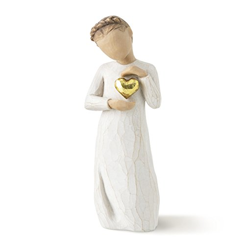 Willow Tree Keepsake, sculpted hand-painted figure