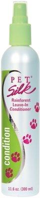PET SILK, INC. - RAINFOREST LEAVE -IN CONDITIONER 11.6 OZ ()