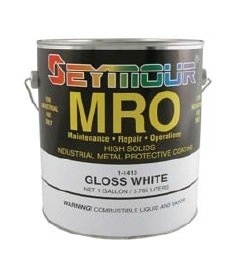 Seymour 1-1417 MRO Industrial Coating (Gal), Dark Gray (ANSI49) from Seymour Paint