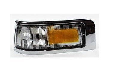 95 96 97 Lincoln Towncar Driver Cornerlamp Cornerlight No Emblem / Logo