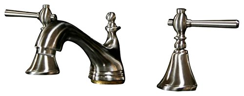 Legion Furniture 8'' Widespread Faucet ZT2073-B 8'', 8'', Brush Nickel by Legion Furniture (Image #1)