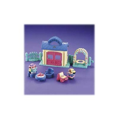 Fisher-Price: Little People Playtime Pals (Pals People)