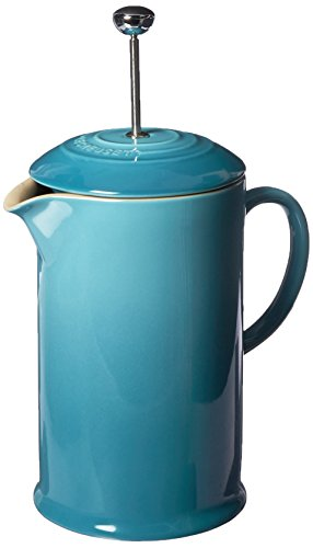 Le Creuset Stoneware French Press - 27 oz.