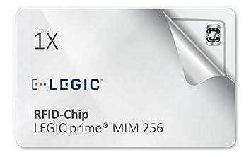 Tarjeta de Patrones Legic Prime MIM 256 RFID Tarjetas en ...