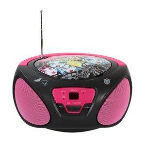 Monster High CD Boombox (56049) ()