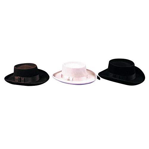 - Morris Costumes Planter Hat Grey Medium