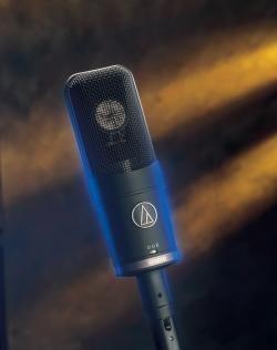 Audio-Technica AT4050 Multi-Pattern Condenser Microphone by Audio-Technica