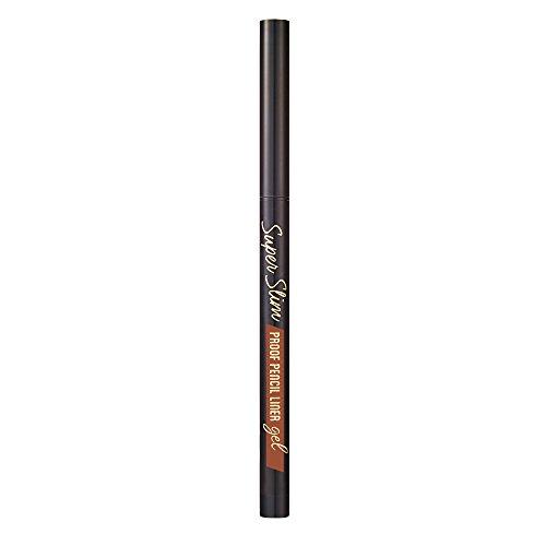 Etude House Super Slim Proof Gel Pencil Liner (#02 Choco Brown)
