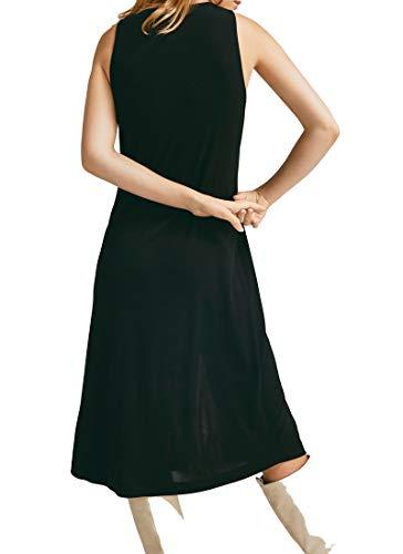 6688 Massimo 594 mit Dutti knöpfen Damen Kleid wqrXzx8qC