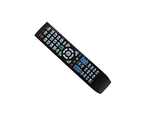 Hotsmtbang Replacement Remote Control For Samsung LA52B550K1F LA52B550K1M UN55B7100 LE32B556A6W LE32B557M2P LE40B558M3WXXE LCD LED HDTV TV