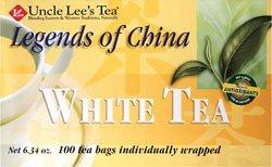 Uncle Lee's Legends of China White Tea - 100 Tea (China White Tea)