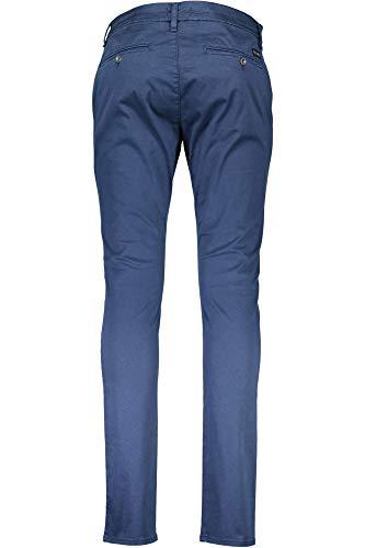 Uomo Misura Blu M73b29w8s70 Colore Art Invernale Guess Jeans Scelta Foto In Pu75 A Cotone awHSqz