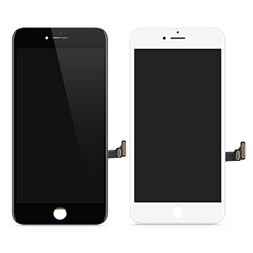 LCD Display Touch Screen Digitizer Assembly Screen Replacement Repair Kit for iPhone 7 plus 5.5 inch (white) by EC BUY (Image #3)