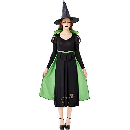 Clearance Halloween Dress, Forthery Costume Wizard of