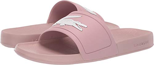 Lacoste Women's Fraisier 119 2 P CFA Light Pink/White 8 M US
