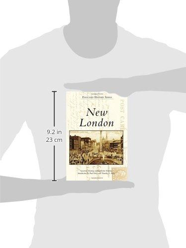 New London (Postcard History Series) by Arcadia Publishing (Image #2)