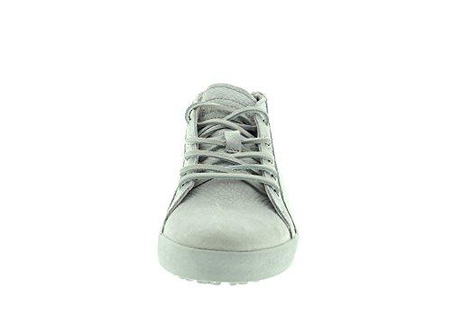 BLACKSTONE Damenschuhe - Sneaker NL35 - limestone Limestone