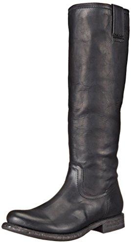 FRYE Mujer Jenna inside-zip Botas de Equitación Black-76408