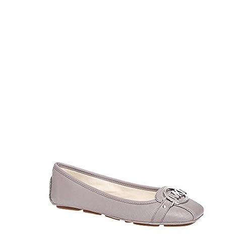 9ddb33e692a9 low-cost Michael Michael Kors Women s Fulton Moc Flats Size 8.5 ...