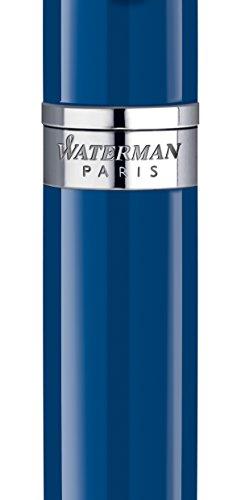 Waterman Hemisphere Blue Fountain Pen CT, Fine/Medium Tip, Blue Ink by Waterman (Image #1)