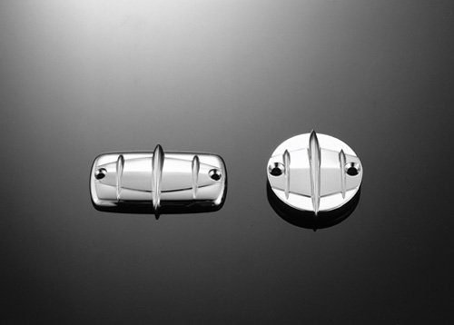 Highway Hawk Master Cylinder Cover Tech Glide Hh-451-003