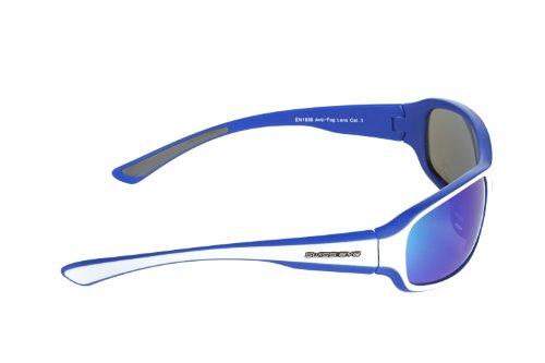 Eye Lunettes Freeride sport Bleu Swiss Bleu de mat dqEv15