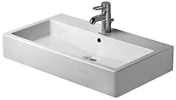 Duravit 04548000001 vero bathroom sink vessel sinks amazon duravit 04548000001 vero bathroom sink workwithnaturefo