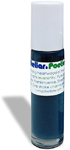 Living Libations - Organic / Wildcrafted Poetic Pits Deodorant (Stellar, 5 ml)