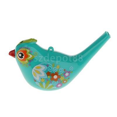 Coloured図面Water Bird Whistle Musicalおもちゃfor Child Play Childrenギフト   B06XX6YNQ9