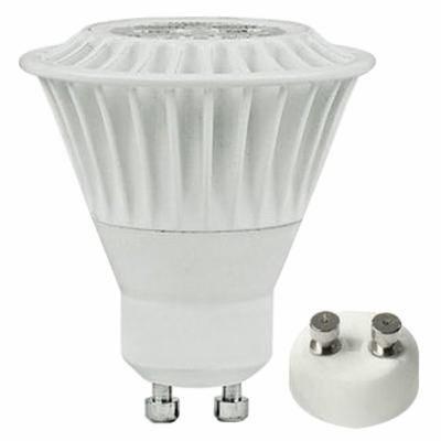TCP LED7GU10MR1627KFL - 7 Watt - MR16 - GU10 Base - 25,000 Hour - 2700 Kelvin - Flood - LED Light Bulb