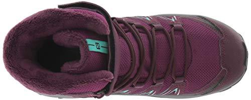 potent 3d Xa Bambini Viola Escursionismo – Dark atlantis Pro Cswp J Salomon Purple Purple Ts Purple atlantis Unisex Winter Stivali Da dark axgCgqw